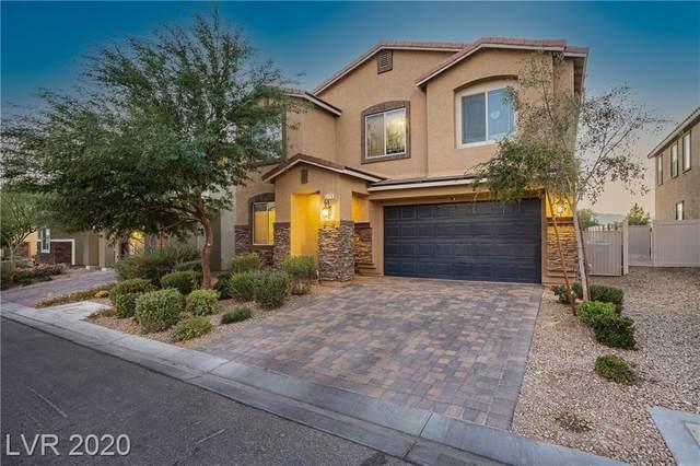 5929 Galway Bay Street, North Las Vegas, NV 89081 (MLS #2242907) :: Signature Real Estate Group