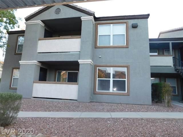 555 Silverado Ranch Boulevard #2029, Las Vegas, NV 89183 (MLS #2242918) :: Kypreos Team
