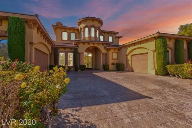 501 Royalton Drive, Las Vegas, NV 89144 (MLS #2242921) :: Signature Real Estate Group
