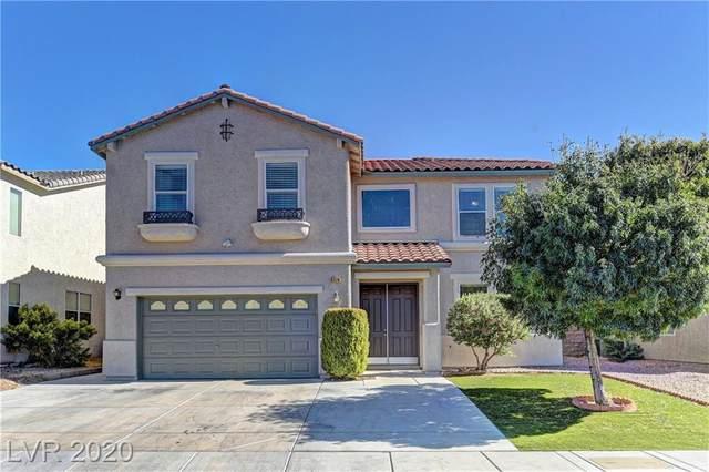 6326 Yellow Warbler Street, Las Vegas, NV 89148 (MLS #2242937) :: Billy OKeefe | Berkshire Hathaway HomeServices