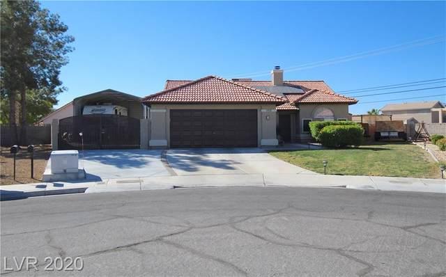 5921 Hornbrook Court, Las Vegas, NV 89130 (MLS #2242939) :: Signature Real Estate Group