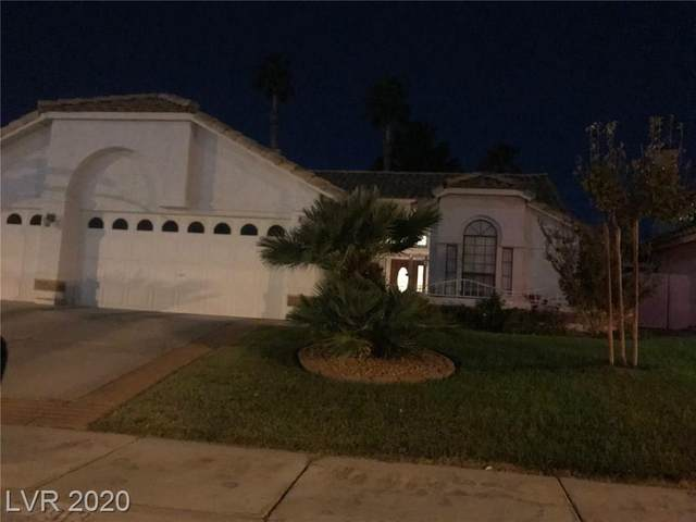 2913 Broken Willow Circle, Las Vegas, NV 89117 (MLS #2242941) :: Signature Real Estate Group