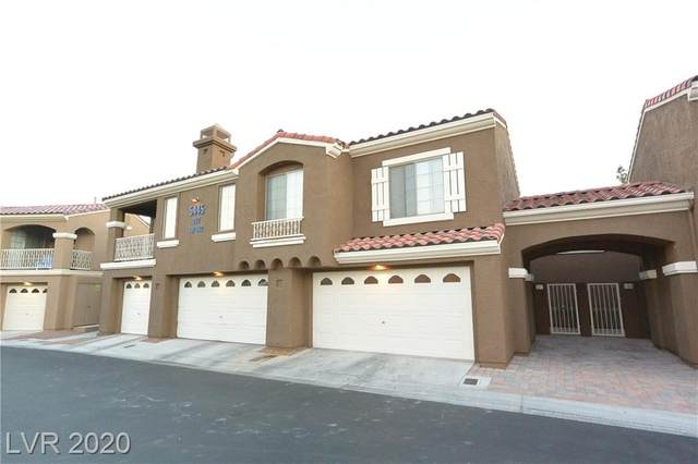 5445 Shay Mountain Place #102, Las Vegas, NV 89149 (MLS #2242984) :: The Perna Group