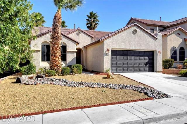 770 Rise Canyon Drive, Henderson, NV 89052 (MLS #2242986) :: Signature Real Estate Group