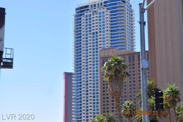 2700 Las Vegas Boulevard #3110, Las Vegas, NV 89109 (MLS #2242996) :: ERA Brokers Consolidated / Sherman Group