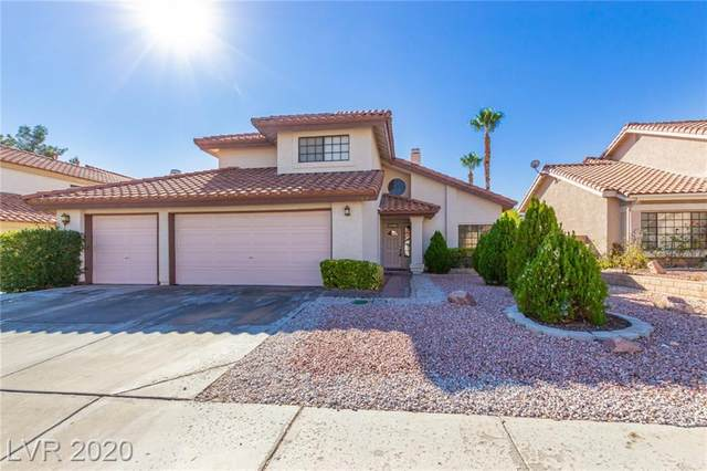 7589 Parnell Avenue, Las Vegas, NV 89147 (MLS #2242997) :: The Lindstrom Group