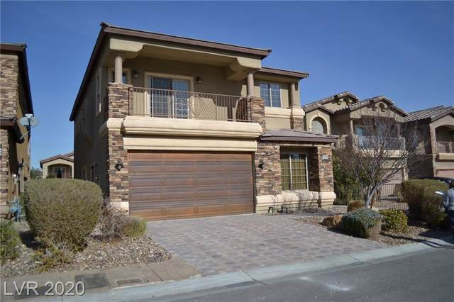 7612 Zermatt Avenue, Las Vegas, NV 89129 (MLS #2243004) :: Team Michele Dugan