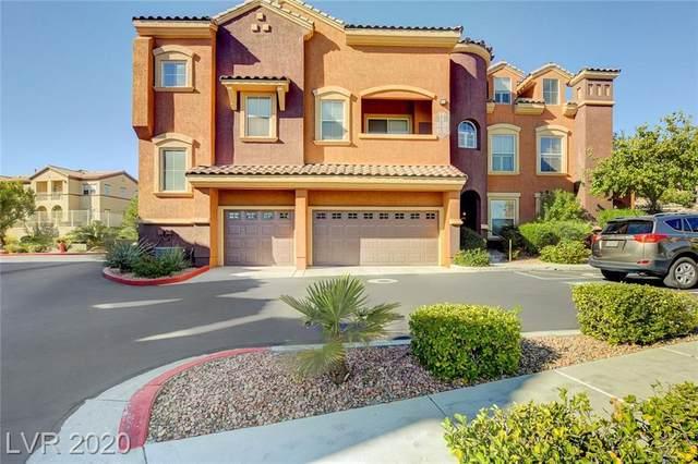 3975 Hualapai Way #181, Las Vegas, NV 89129 (MLS #2243010) :: The Perna Group
