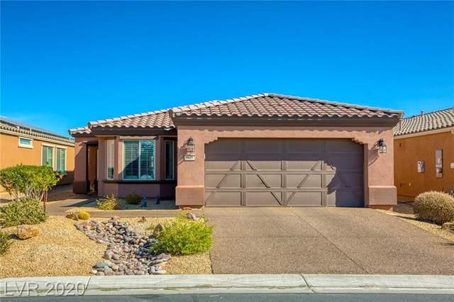 5828 Montina Vines Street, North Las Vegas, NV 89081 (MLS #2243012) :: The Shear Team