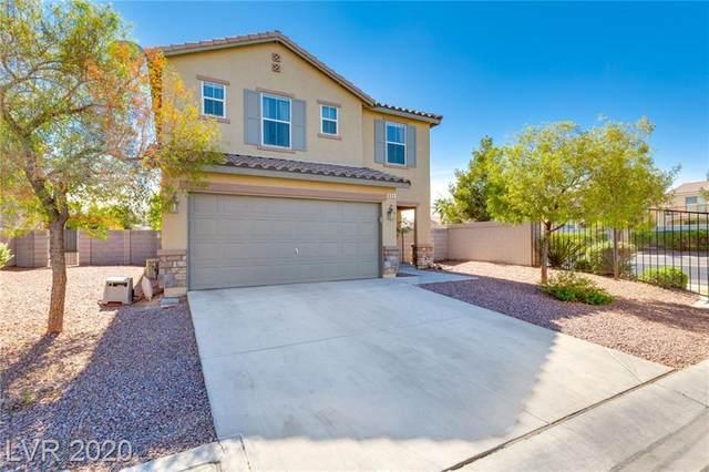 809 Pittston Avenue, Las Vegas, NV 89123 (MLS #2243014) :: The Perna Group