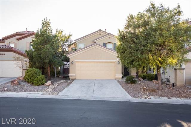 529 Uxbridge Drive, Las Vegas, NV 89178 (MLS #2243044) :: The Lindstrom Group