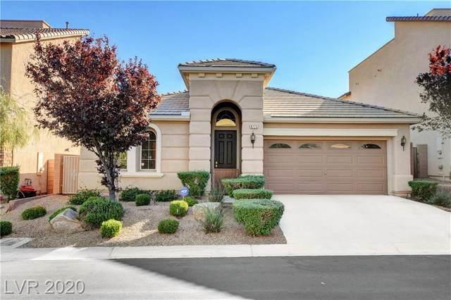 8773 Younts Peak Court, Las Vegas, NV 89178 (MLS #2243046) :: Hebert Group | Realty One Group