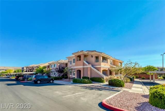 300 Pine Haven Street #106, Las Vegas, NV 89144 (MLS #2243059) :: Signature Real Estate Group