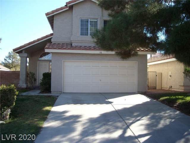 110 Quiet Desert Lane, Henderson, NV 89074 (MLS #2243065) :: Hebert Group | Realty One Group