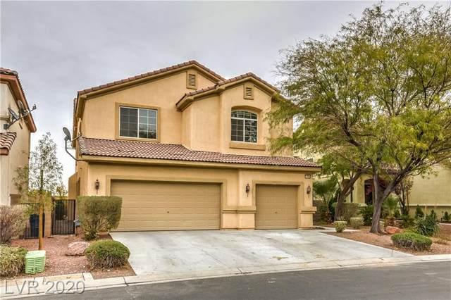11448 Storici Street, Las Vegas, NV 89141 (MLS #2243070) :: The Lindstrom Group