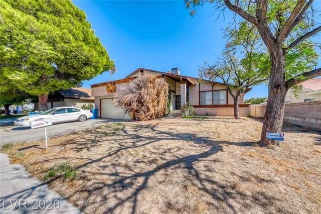 4372 Alderbrook Court, Las Vegas, NV 89103 (MLS #2243077) :: Signature Real Estate Group