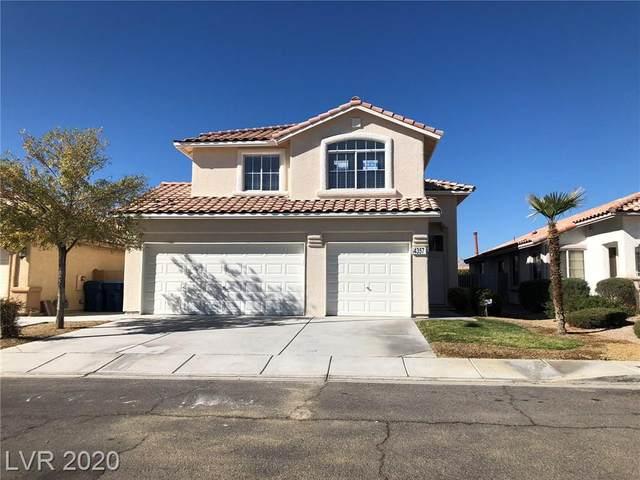4357 Cedar Knolls Drive, Las Vegas, NV 89147 (MLS #2243081) :: Vestuto Realty Group