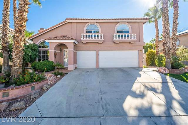 1035 Aspen Valley Avenue, Las Vegas, NV 89123 (MLS #2243091) :: Signature Real Estate Group