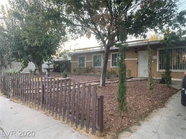 4268 Hilldale Avenue, Las Vegas, NV 89121 (MLS #2243100) :: Signature Real Estate Group