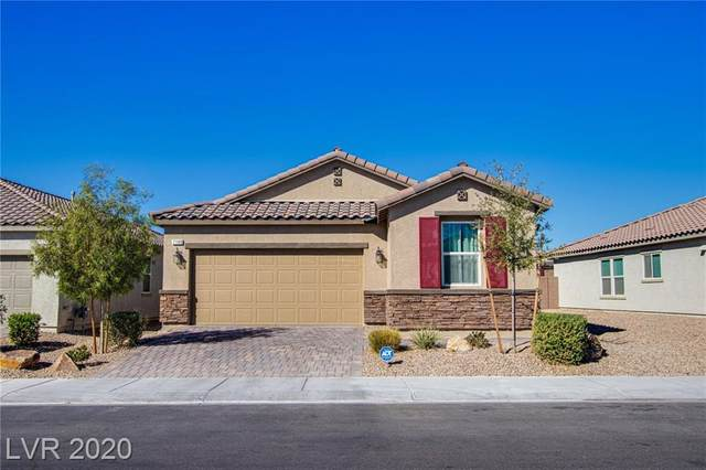 7149 Piute Mesa Street, North Las Vegas, NV 89084 (MLS #2243107) :: Jeffrey Sabel