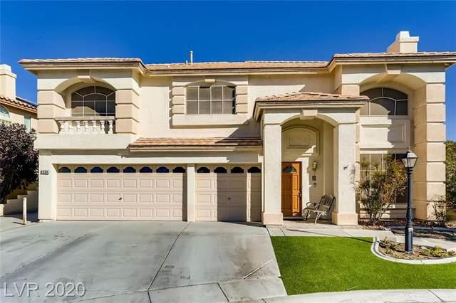 6504 Deer Hollow Street, Las Vegas, NV 89149 (MLS #2243109) :: Signature Real Estate Group
