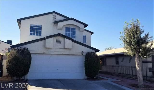 3861 Eblick Wash Drive, Las Vegas, NV 89115 (MLS #2243110) :: Signature Real Estate Group