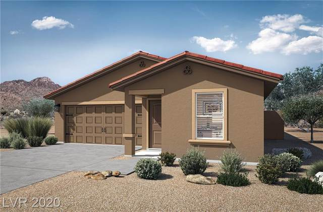 4924 Eagle Way, North Las Vegas, NV 89031 (MLS #2243135) :: Signature Real Estate Group