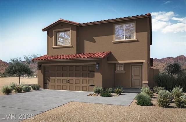 355 Nativo Avenue, North Las Vegas, NV 89031 (MLS #2243143) :: Signature Real Estate Group