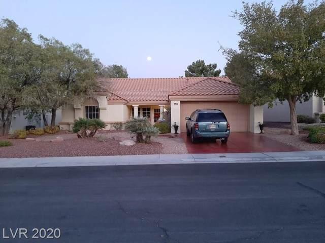 3008 Hidden Treasure Drive, Las Vegas, NV 89134 (MLS #2243151) :: Billy OKeefe | Berkshire Hathaway HomeServices