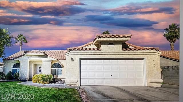 6308 West La Madre Way, Las Vegas, NV 89130 (MLS #2243155) :: The Perna Group
