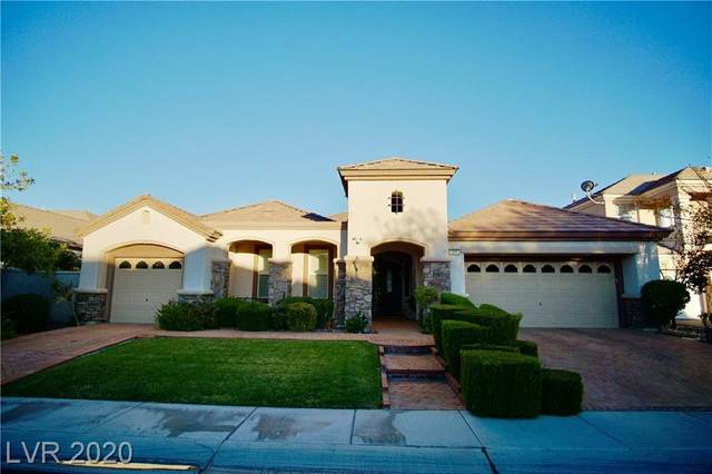 320 Onyx Crest Street, Las Vegas, NV 89145 (MLS #2243167) :: Signature Real Estate Group