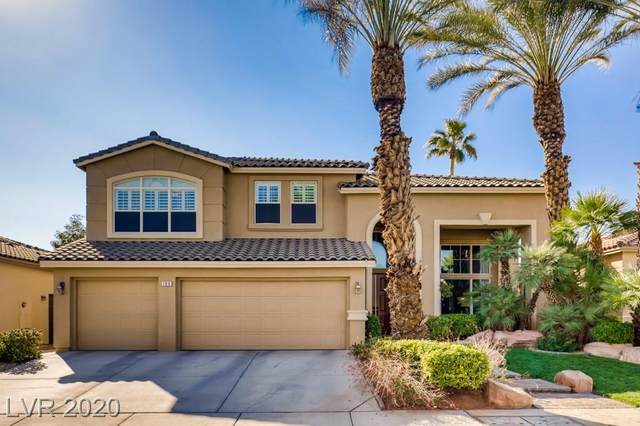 180 Ultra Drive, Henderson, NV 89074 (MLS #2243171) :: Signature Real Estate Group