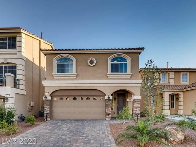 5949 Pirates Delight Avenue, Las Vegas, NV 89139 (MLS #2243180) :: The Perna Group