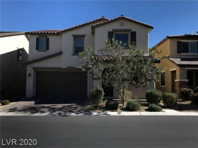 8082 Ponderosa Hill Street, Las Vegas, NV 89113 (MLS #2243192) :: The Perna Group