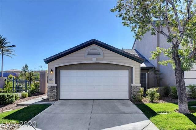 10315 Juniper Creek Lane, Las Vegas, NV 89145 (MLS #2243210) :: Vestuto Realty Group