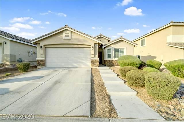 4532 Silverwind Road, North Las Vegas, NV 89031 (MLS #2243225) :: Hebert Group | Realty One Group