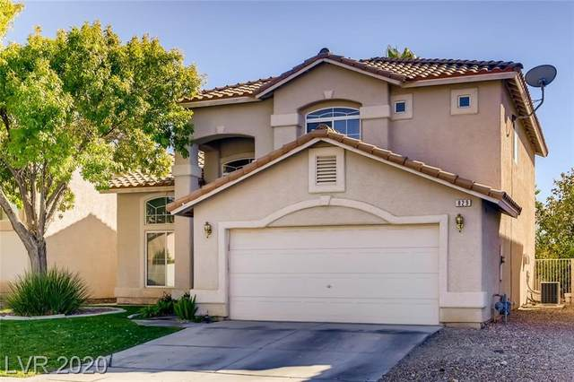 829 Dancing Vines Avenue, Las Vegas, NV 89183 (MLS #2243240) :: Jeffrey Sabel
