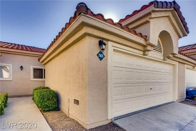 7805 Gable Lane, Las Vegas, NV 89145 (MLS #2243242) :: Hebert Group | Realty One Group