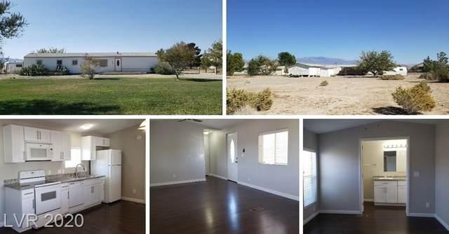 6360 Oakridge Avenue, Pahrump, NV 89048 (MLS #2243261) :: Hebert Group   Realty One Group