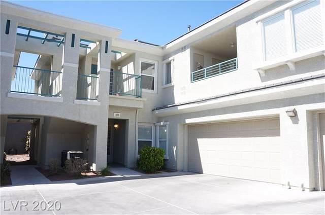 10809 Garden Mist Drive #1055, Las Vegas, NV 89135 (MLS #2243303) :: Signature Real Estate Group