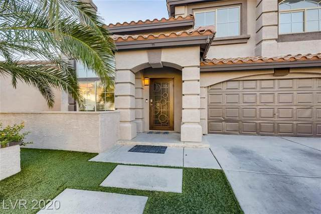10021 Cheyenne Dawn Street, Las Vegas, NV 89183 (MLS #2243312) :: Signature Real Estate Group