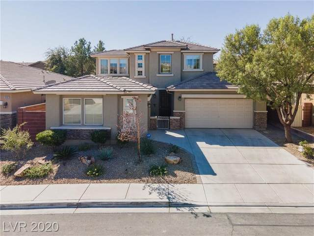 10395 Timber Star Lane, Las Vegas, NV 89135 (MLS #2243329) :: Kypreos Team