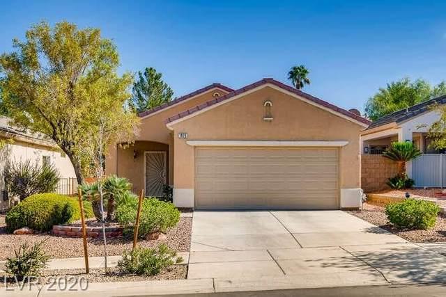 1876 High Mesa Drive, Henderson, NV 89012 (MLS #2243347) :: Signature Real Estate Group