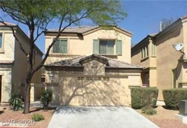 6549 Butterfly Sky Street, North Las Vegas, NV 89084 (MLS #2243351) :: Signature Real Estate Group
