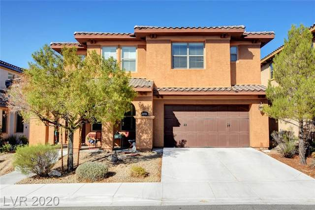 1272 Olivia Parkway, Henderson, NV 89011 (MLS #2243359) :: The Lindstrom Group