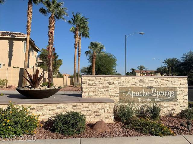9314 Scenic Mountain Lane, Las Vegas, NV 89117 (MLS #2243363) :: The Lindstrom Group