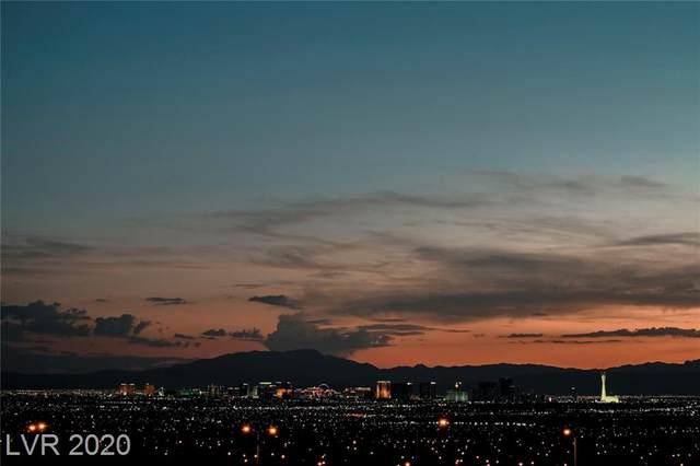 1157 Morning Sun Way, Las Vegas, NV 89110 (MLS #2243383) :: The Lindstrom Group