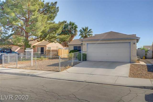 5611 Forsythe Drive, Las Vegas, NV 89142 (MLS #2243385) :: Hebert Group | Realty One Group