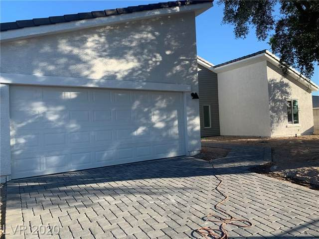 4774 El Tesoro Avenue, Las Vegas, NV 89121 (MLS #2243419) :: Signature Real Estate Group