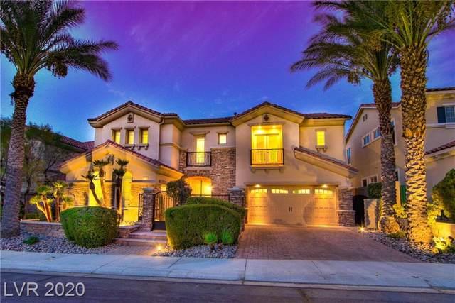 2773 Botticelli Drive, Henderson, NV 89052 (MLS #2243441) :: Signature Real Estate Group